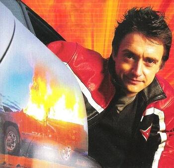 Burning Series Top Gear