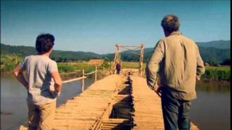 """Top Gear Burma Special """"There's a slope on it"""" HQ Clarkson clip"""