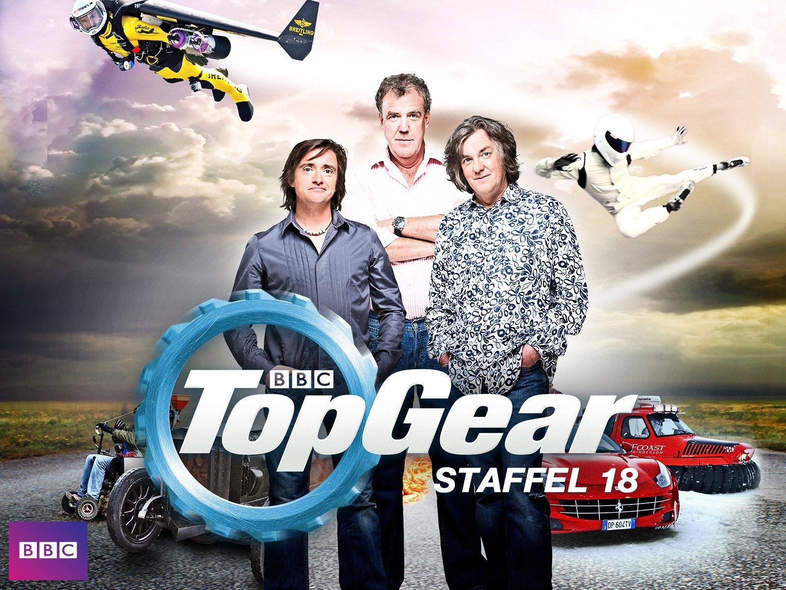 Top Gear Staffel 1 Deutsch