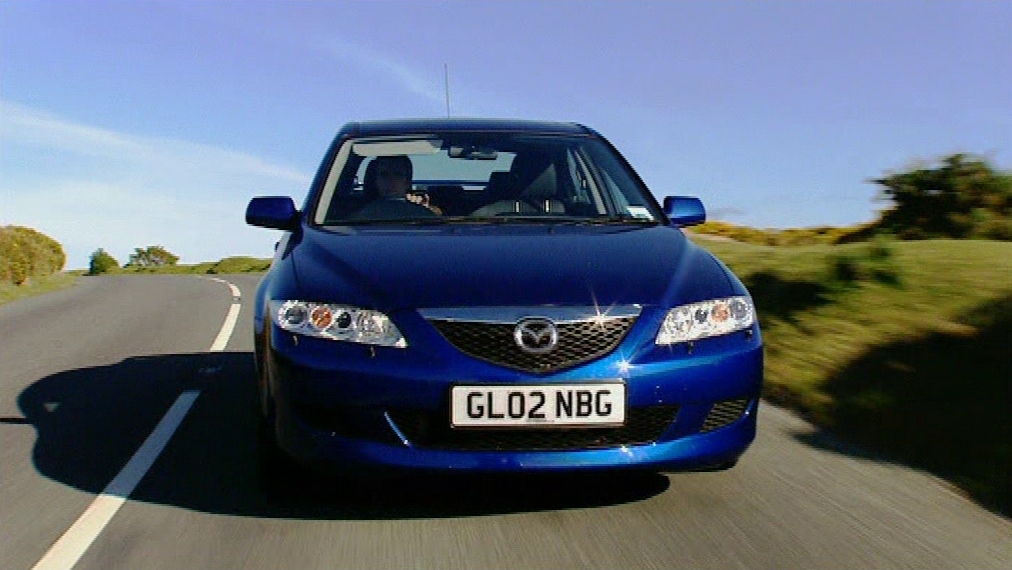 Mazda 6 | Top Gear Wiki | FANDOM powered by Wikia