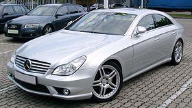 280px-Mercedes-Benz C219 front 20080620