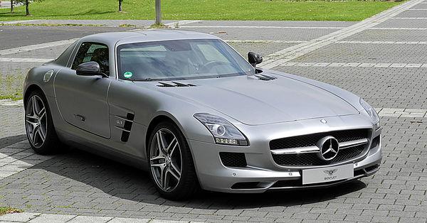 Mercedes Benz Sls Amg Top Gear Wiki Fandom Powered By Wikia