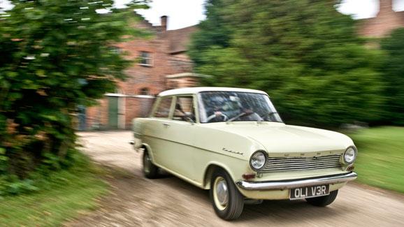 Opel cadet oliver