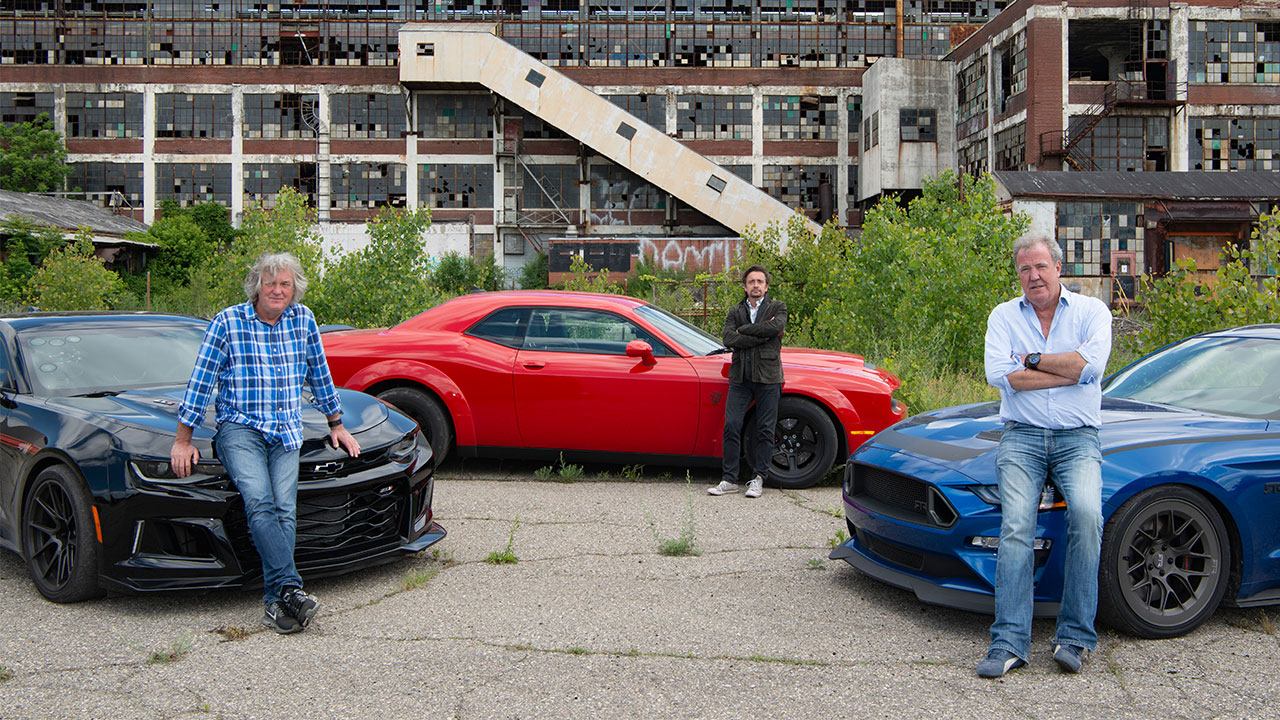 Top Gear Episodenliste