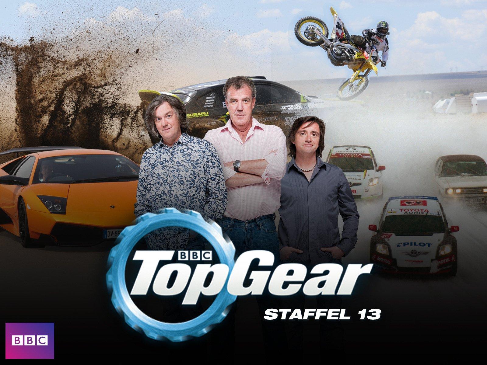 Top Gear Episodenliste