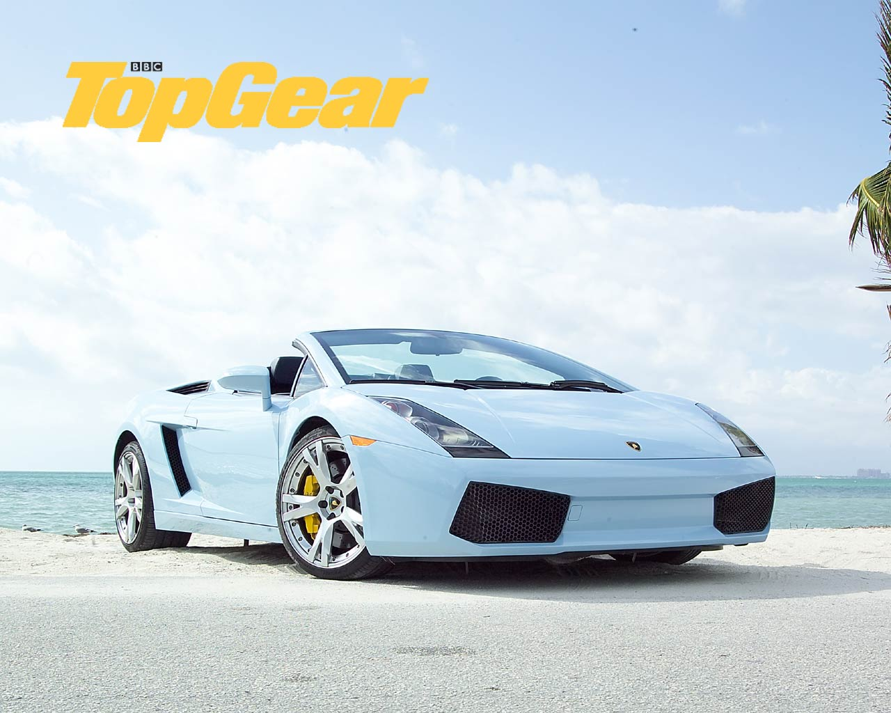 Charming Lamborghini Gallardo Spyder
