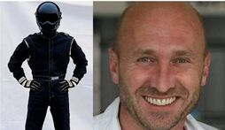 Perry McCarthy The Black Stig