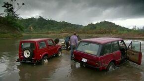 Top gear bolivia river