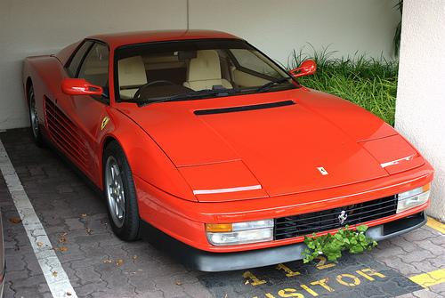 Ferrari testarossa wiki