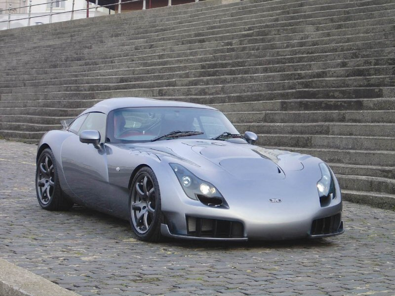 TVR Sagaris | Top Gear Wiki | FANDOM powered by Wikia