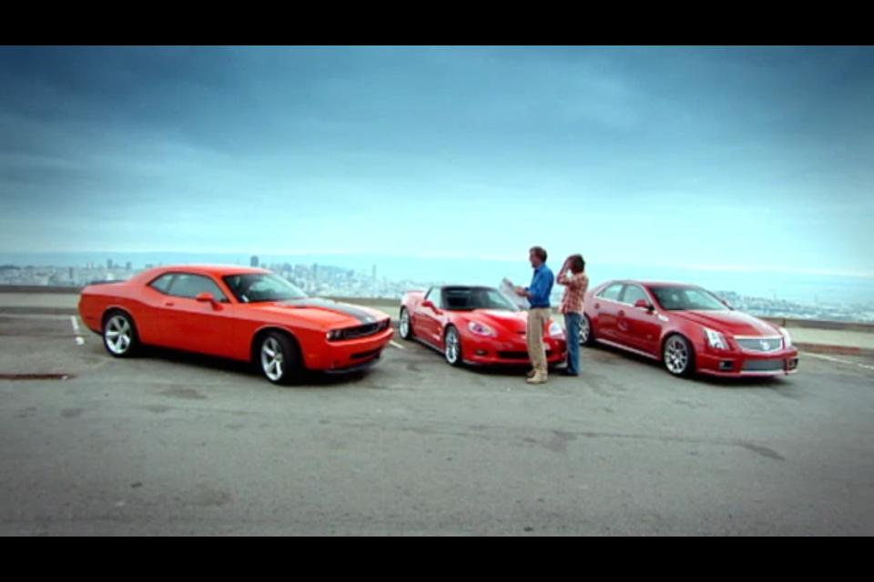 USA Muscle Car Road Trip | Top Gear Wiki | FANDOM powered by Wikia