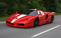 Ferrari FXX car wallpapers