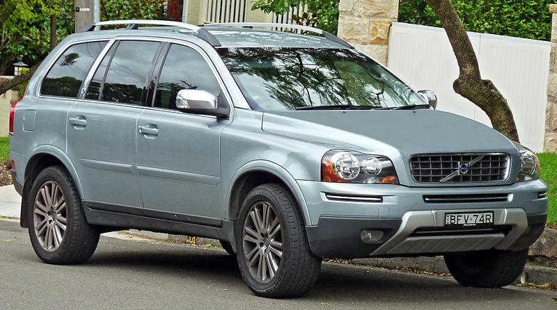 Volvo Xc90 Wiki | Motavera com