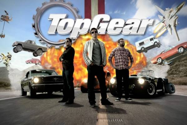 whats the new top gear called