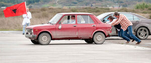 Albania top ger