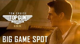 Top Gun Maverick (2020) – Big Game Spot – Paramount Pictures