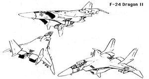 F-4 Phantom Dragon carrierbourne