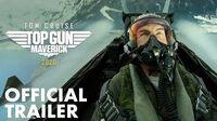 Top Gun Maverick - Official Trailer (2020) - Paramount Pictures