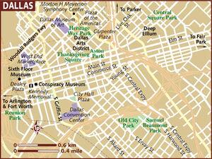 Dallas map 001