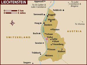 Liechtenstein map 001