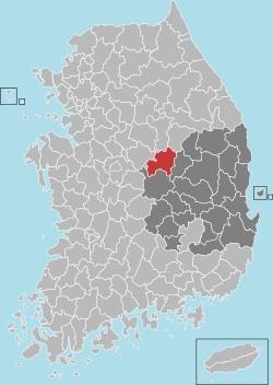 Mungyeong map 001