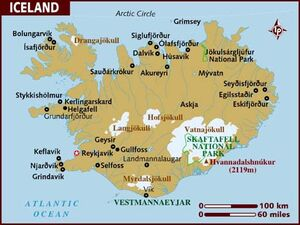 Iceland map 001