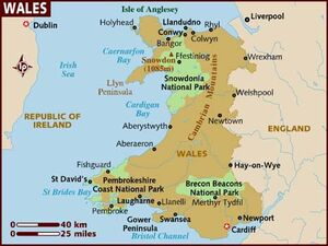 Wales map 001