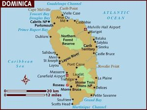 Dominica map 001