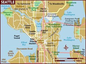 Seattle map 001
