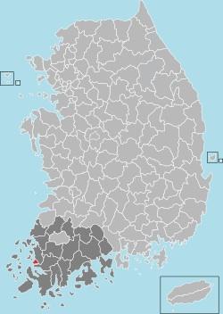 Mokpo map 001