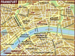 Frankfurt map 001