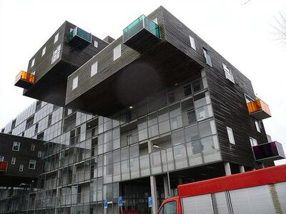 Wozoco Apartments Amsterdam