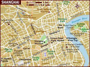 Shanghai map 001