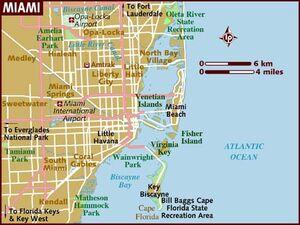 Miami map 001