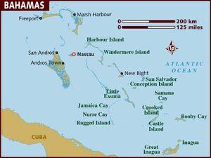 Bahamas map 001