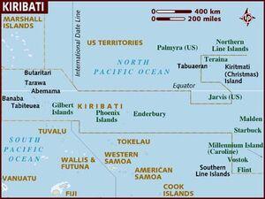 Kiribati map 001