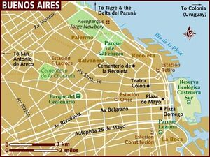 Buenos Aires map 001