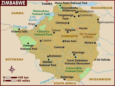 Zimbabwe Topo Wiki FANDOM powered by Wikia