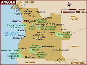 Angola map 001