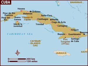 Cuba map 001