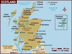 Scotland map 001