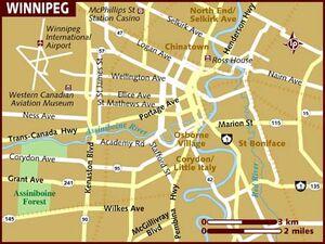 Winnipeg map 001