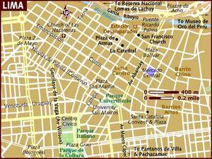 Lima map 001