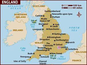 England map 001