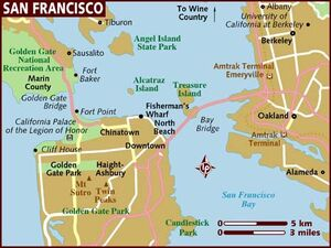 San Francisco map 001