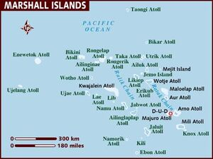Marshall Islands map 001