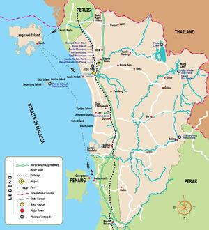 Kedah map 001