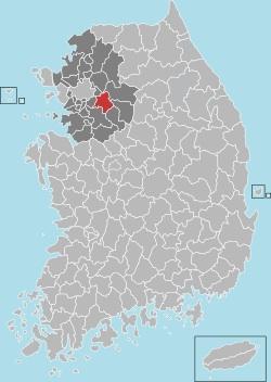 Gwangju map 002