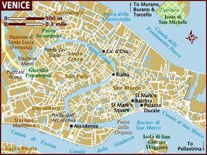 Venice map 001