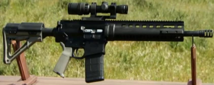LaRue Tactical PredatAR 5.56 Rifle
